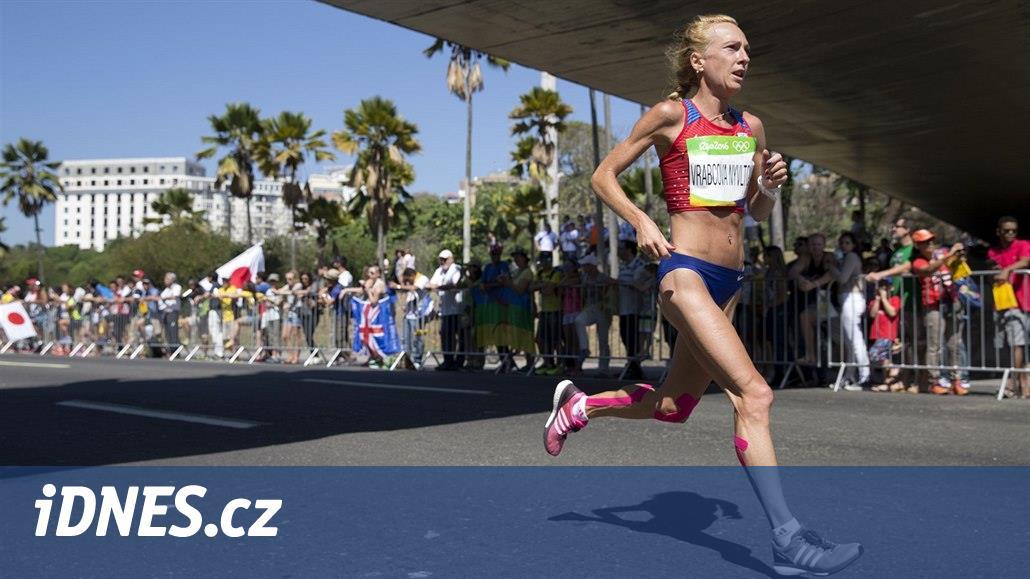 ONLINE: V ulicích Berlína se běží maraton, o medaili bojuje i Vrabcová