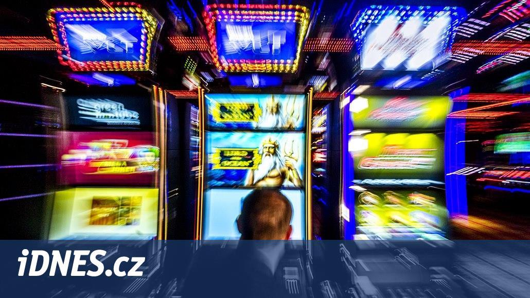 Zákon o omezení hazardu je bezzubý, gambleři hrají dál téměř bez omezení