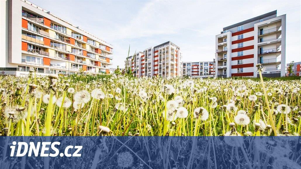 Byt v Praze nad zlato. Investovat zde do nemovitosti je výhodnější než burza