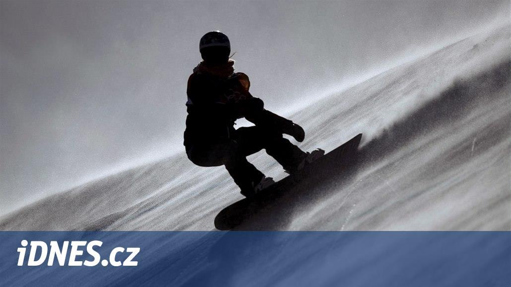 Pančochová v Copper Mountain do finále U-rampy neprošla