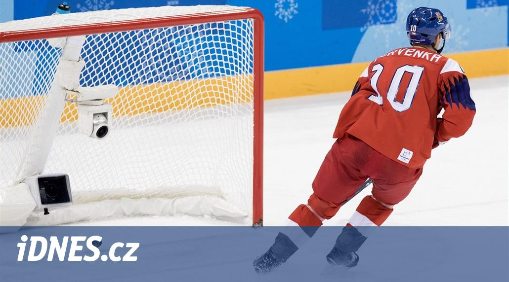 Hokejový útočník Červenka znovu nehraje, má potíže s kyčlí