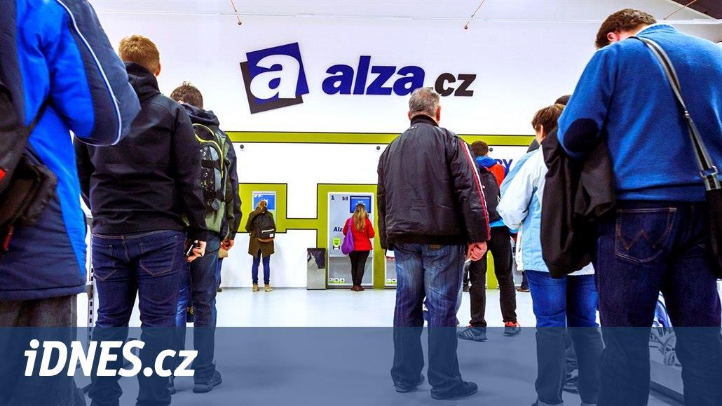 Alza loni utržila téměř 30 miliard korun, e-shop navštívila polovina Čechů