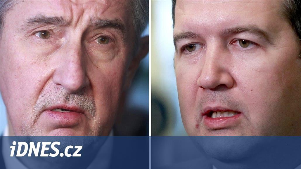 Babiš odmítl požadavek ČSSD, aby odsouzený člen vlády rezignoval