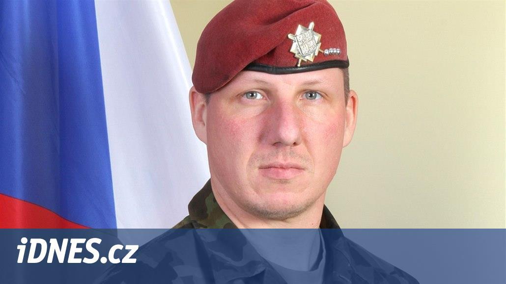 Pohřeb dalšího padlého vojáka z Afghánistánu bude v úterý v Chomutově