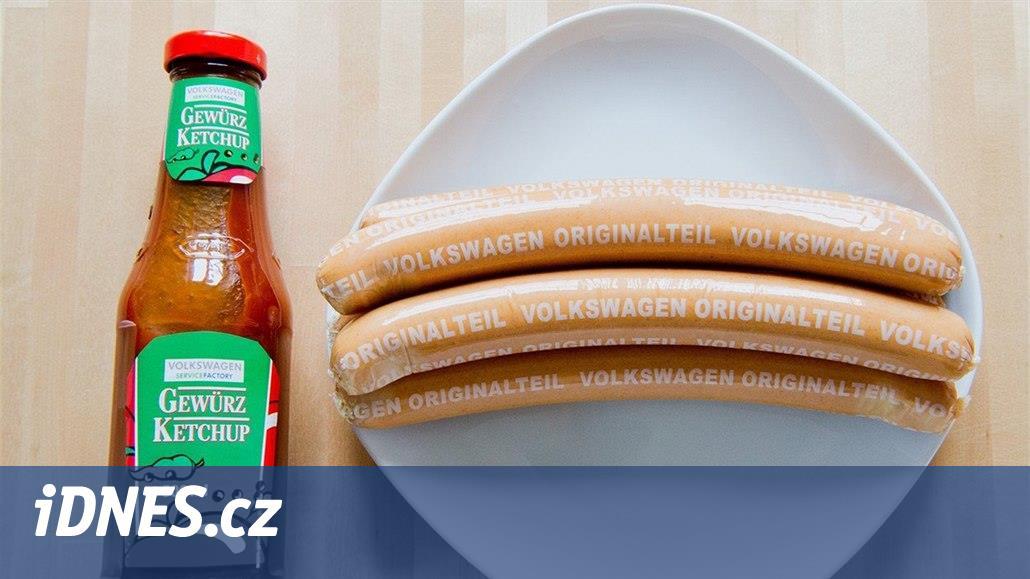 Kečupgate: nová aféra Volkswagenu startuje v kantýně