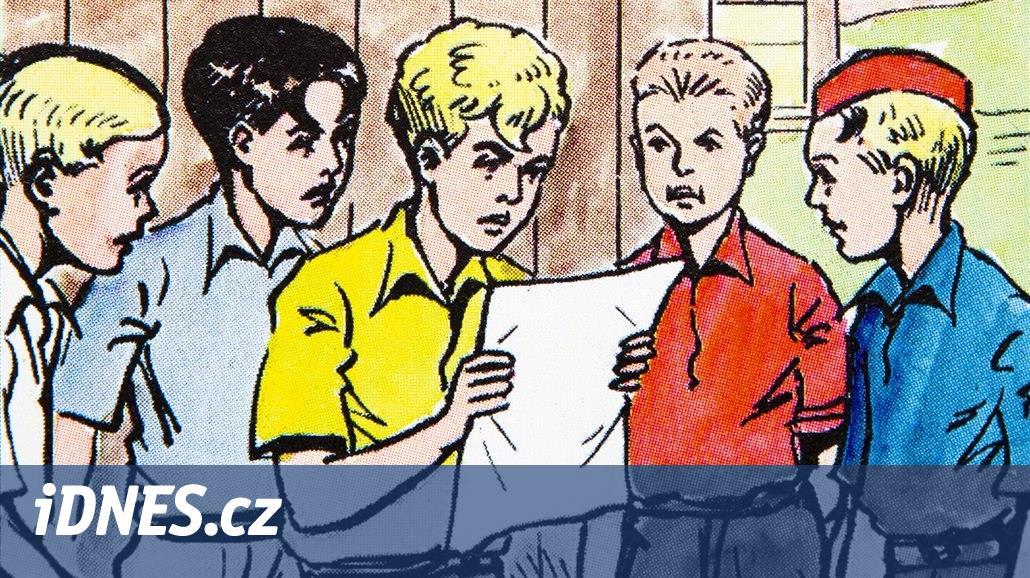 KVÍZ: Jak znáte Rychlé šípy a Jaroslava Foglara, plantážníci?