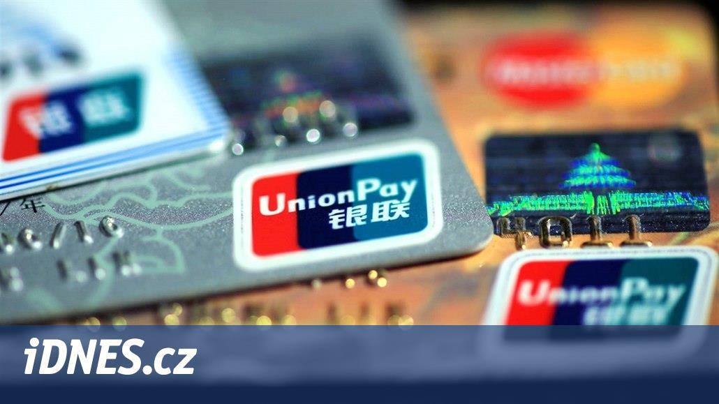 Začátek expanze čínských kreditek v Evropě, do Británie se chystá China UnionPay