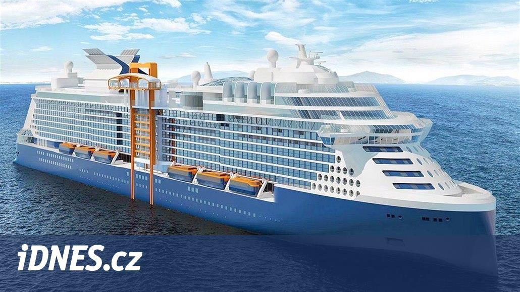 Plavba 21. století: dvoupatrové apartmány a panoramatický výhled na oceán