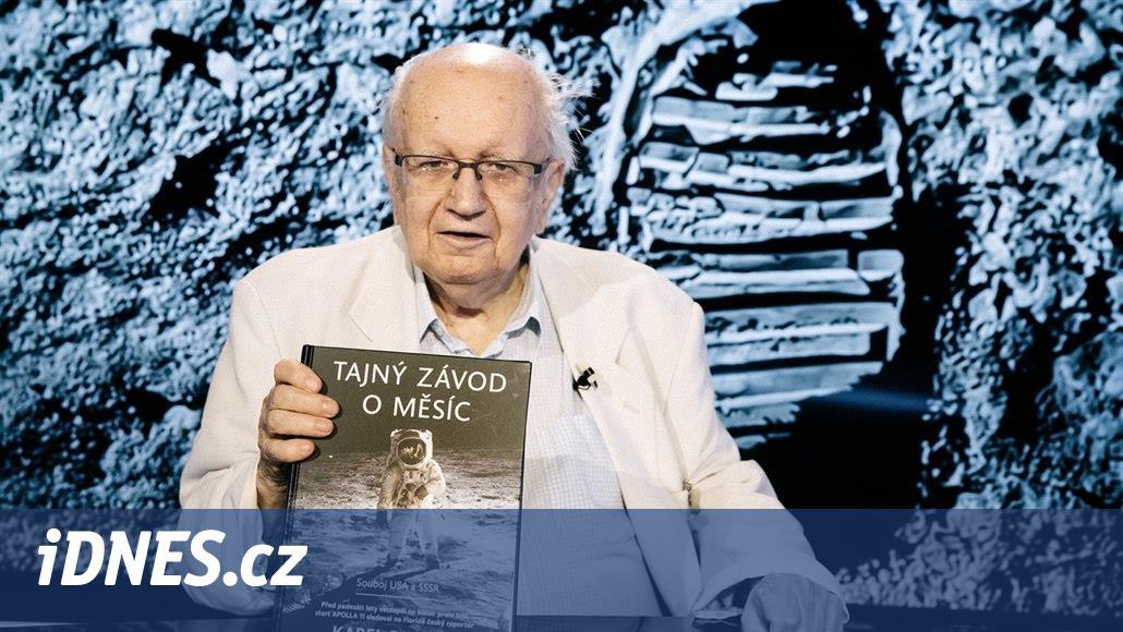 Řev motorů byl jako střelba u ucha, popisuje Karel Pacner start Apolla