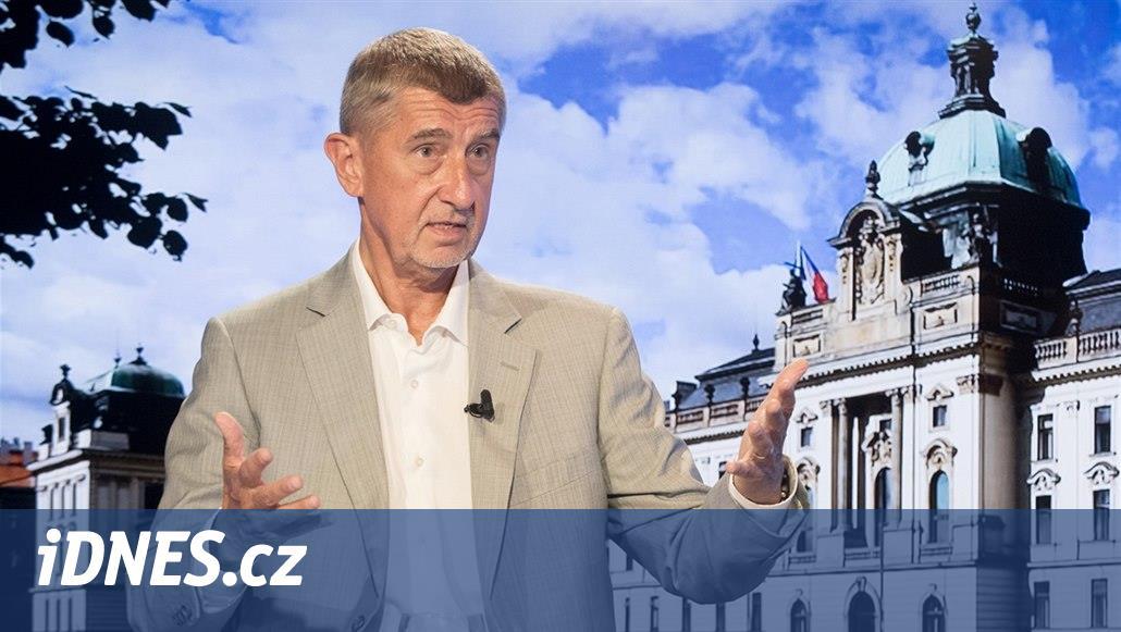 Premiér Babiš promluví v pořadu Rozstřel o Vrběticích i Sputniku