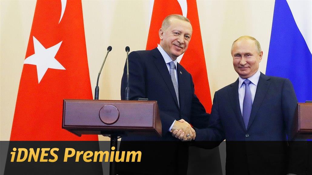 Turecko má hotovo a v Sýrii všechno začíná být stejné jako před válkou
