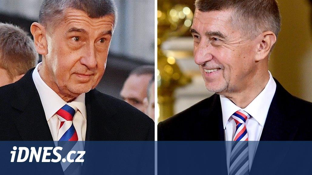 Ruská trikolora místo české. Babiš udělal stejný přešlap jako Zeman