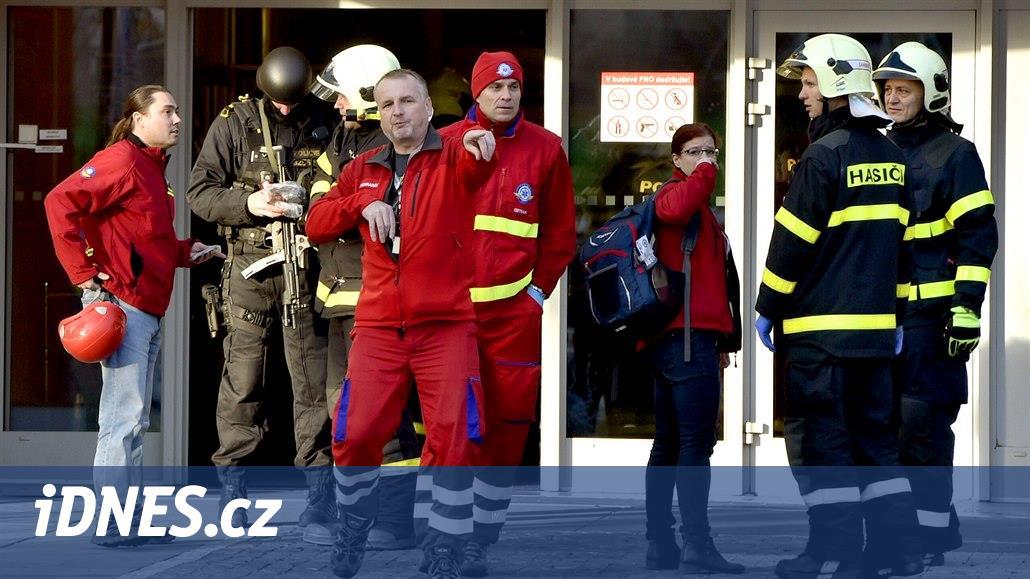 Střelba v ostravské nemocnici má sedmou oběť, zemřela těžce zraněná žena
