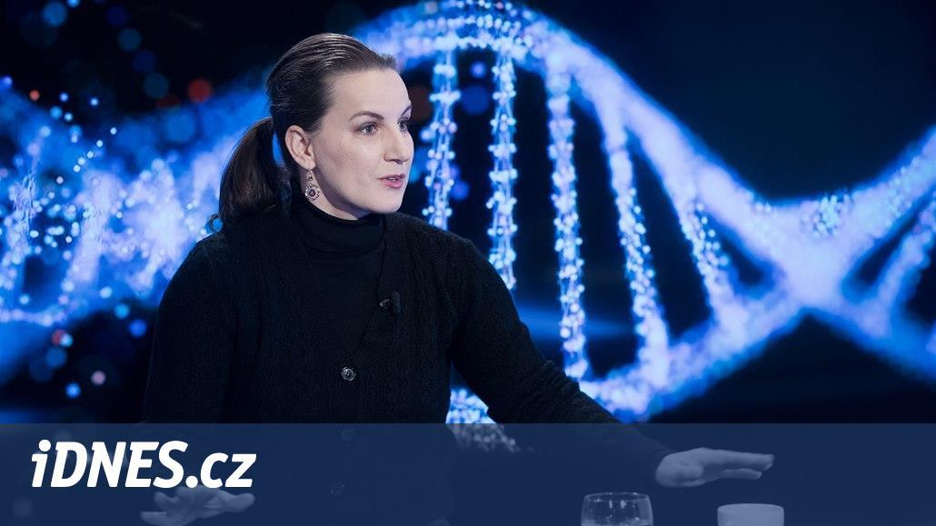 DNA člověka lze změnit, řekla v Rozstřelu forenzní genetička