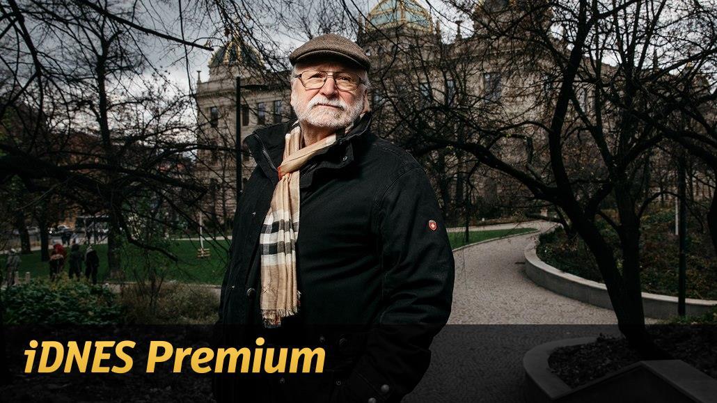 Stáří je tak trochu sviňa, říká herec a dabér filmových drsňáků Miloš Vávra