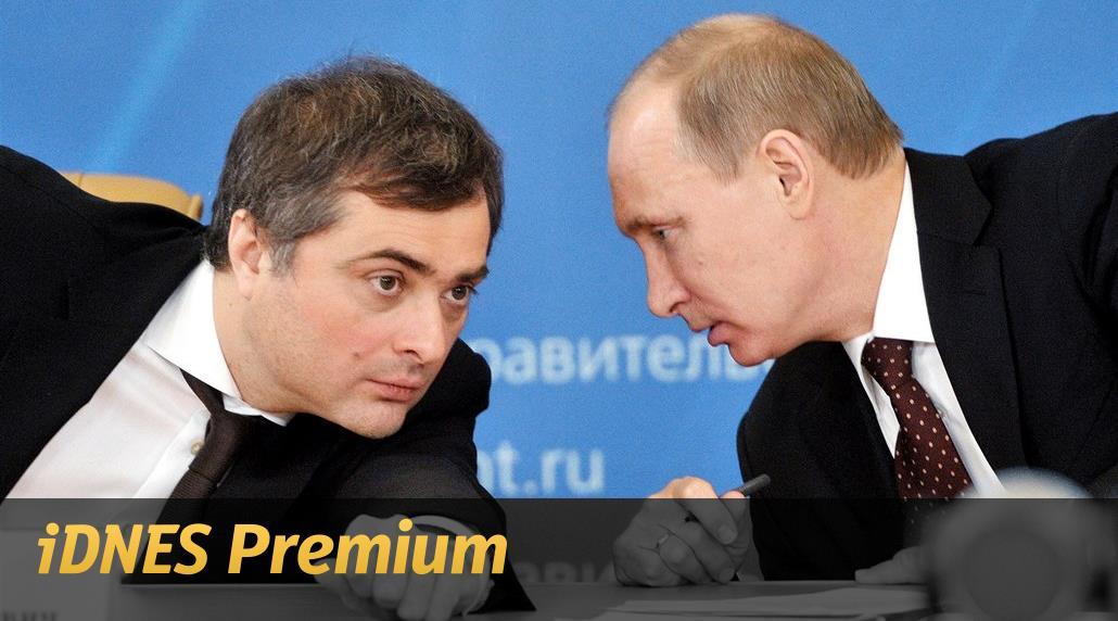 Velký impresário se loučí. Vynálezce putinismu dostal v Kremlu výpověď