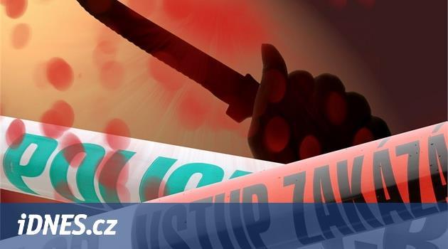 Policie vyšetřuje vraždu v Černolicích u Prahy, zadržela podezřelého