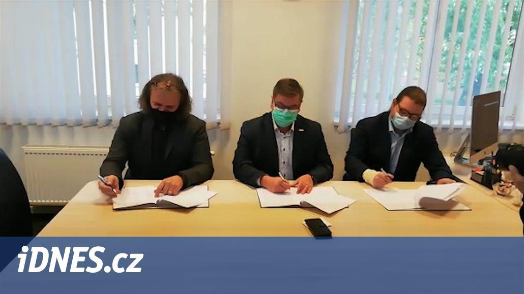 Dohoda o nové vládě v Ústeckém kraji je podepsána, ANO nebude mít většinu