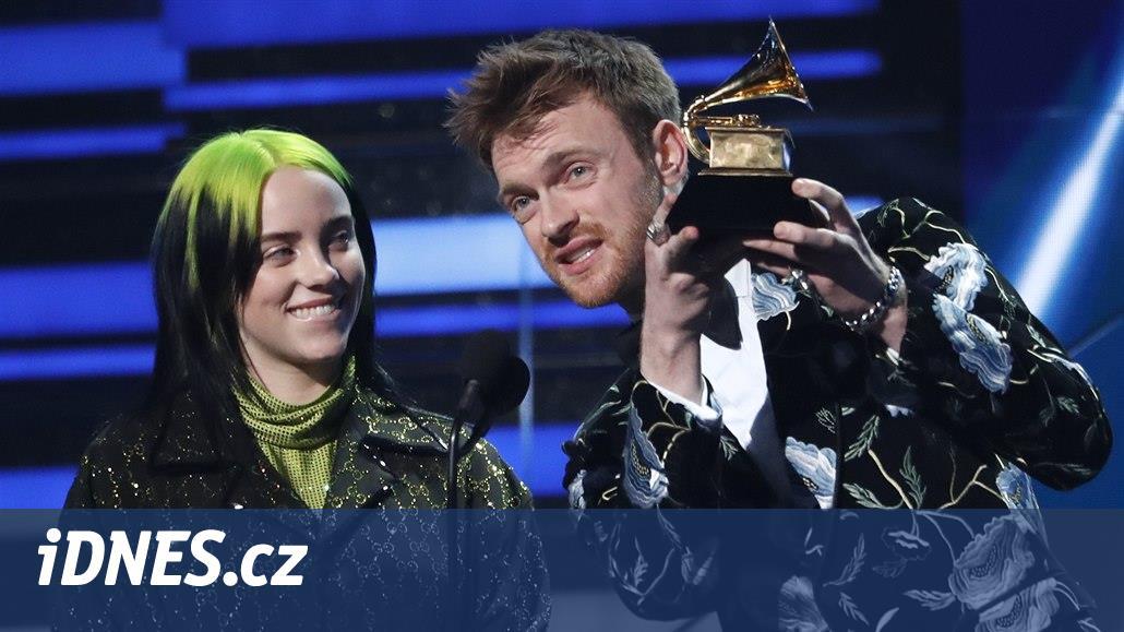 Letošní Grammy ovládla zpěvačka Billie Eilish