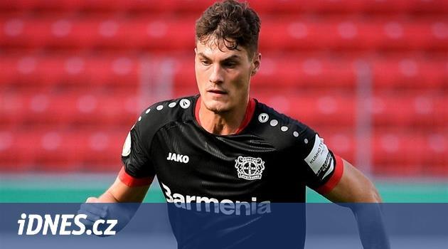 Schick je zpátky v plném tréninku, brzy by zase mohl hrát za Leverkusen
