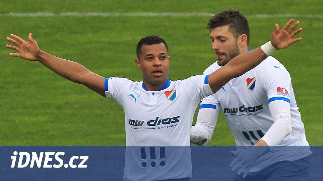 Ostrava - Boleslav 2:1, vítězný obrat, po pauze rozhodl střídající Tetour