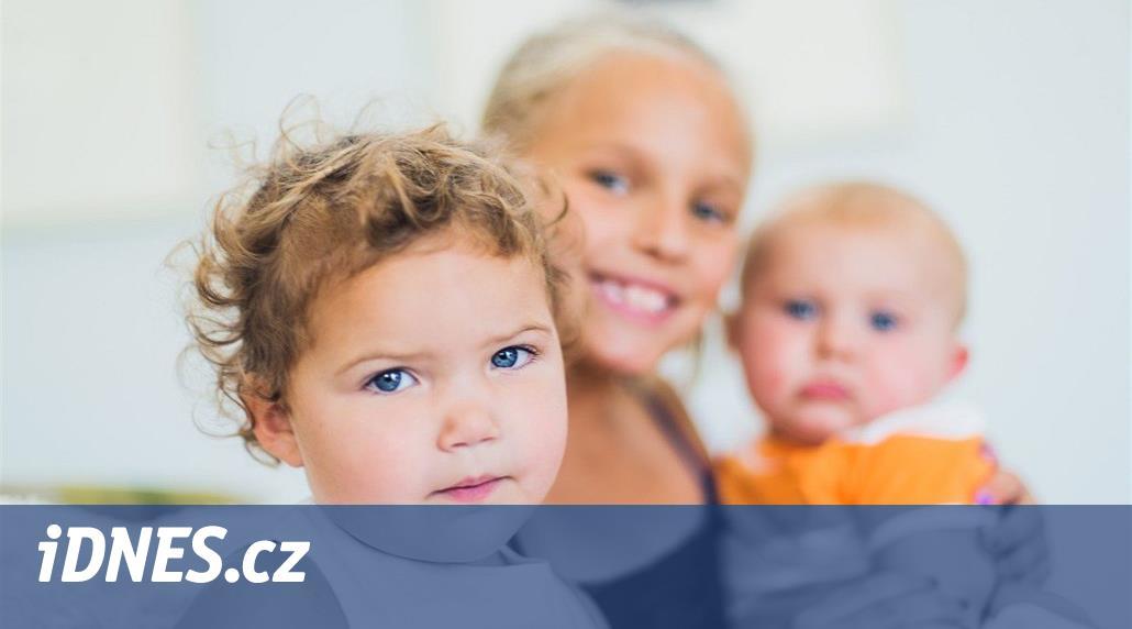 Tři mýty o prostředních dětech, které se nezakládají na pravdě