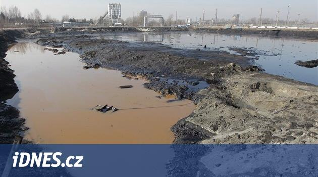 Stát chce za stamiliony vyčistit Trojické údolí, primátor ostravské laguny