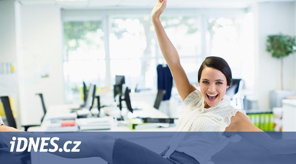 Sedm tipů, jak vypadat v práci co nejlépe. Pozor na světlo i vůni