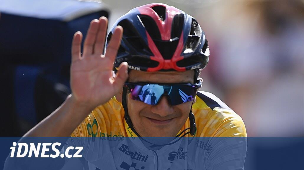 Carapaz slaví na Švýcarsku celkové vítězství, poslední etapu ovládl Mäder