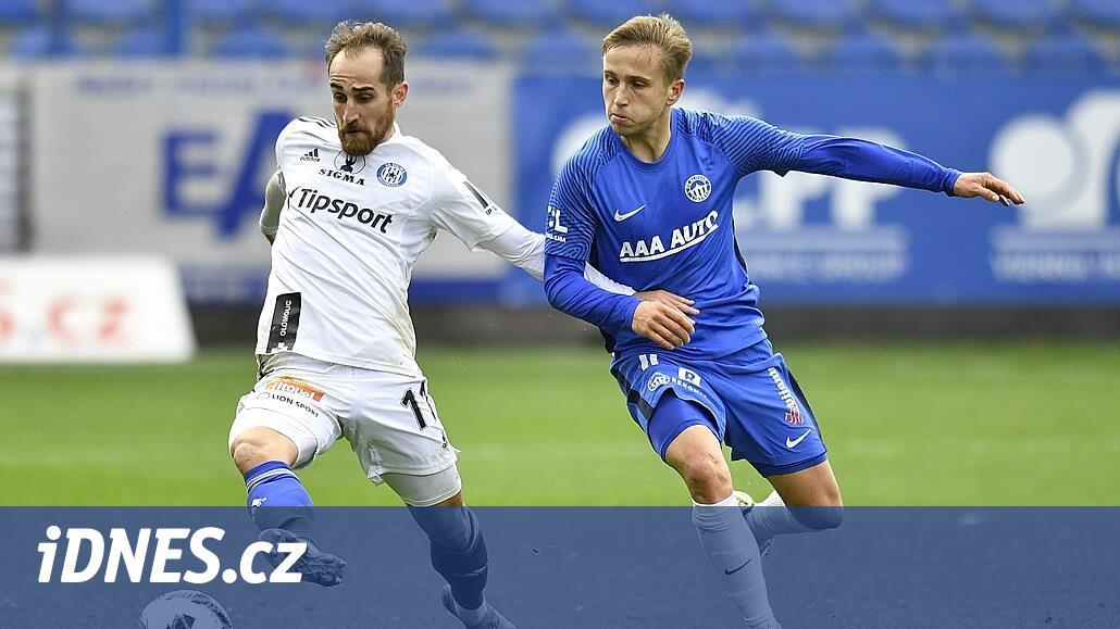 Liberec - Olomouc 2:0, výhra Slovanu po dvou kolech, děkuje Frýdkovi s Júsufem