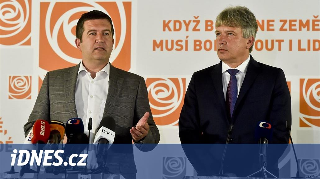 Spor o šéfa diplomacie ať spolu řeší Zeman, Babiš a Hamáček, říká Onderka