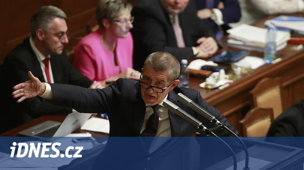 Hádka Babiše s Kalouskem odhalila nejasnost kolem pravidel ve Sněmovně