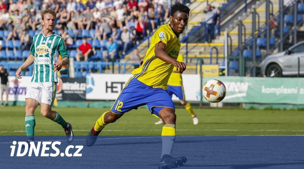 Bohemians - Zlín, hosté v případě výhry půjdou do čela fotbalové ligy