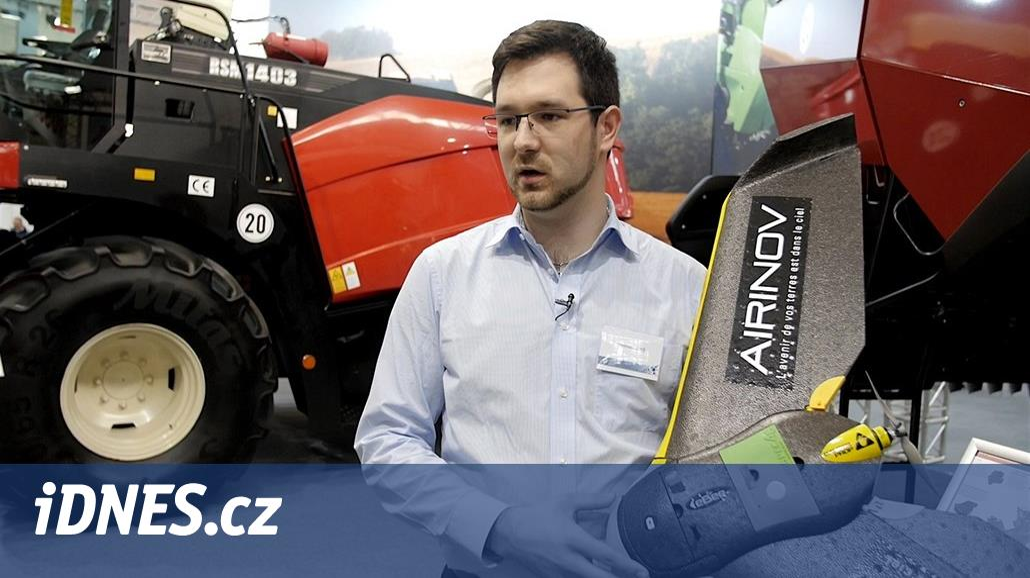 Digitální zemědělství: drony dohlédnou na pšenici, kamera najde plevel
