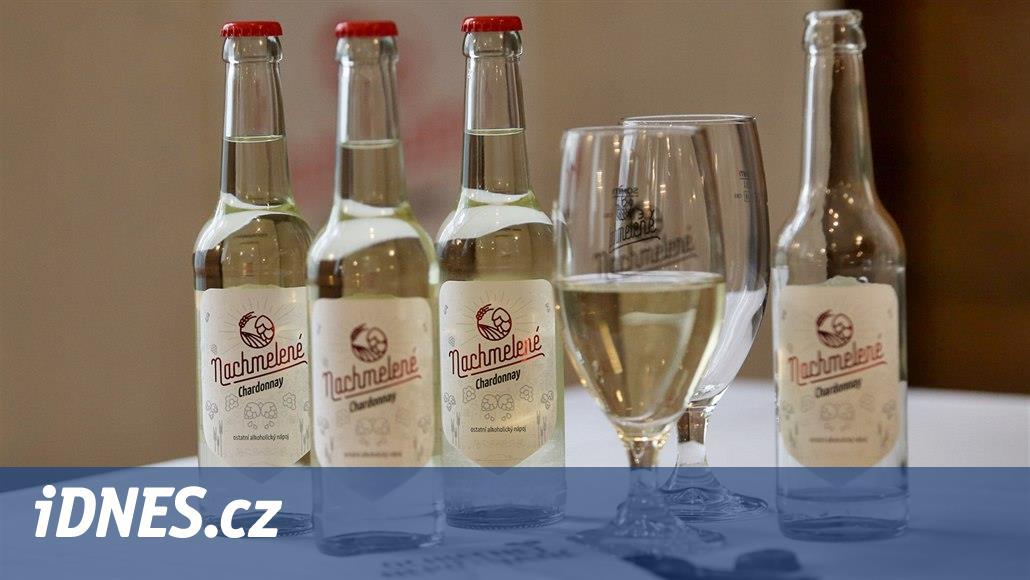 Nachmelené Chardonnay spojuje víno s pivem, vyvíjeli ho dva roky
