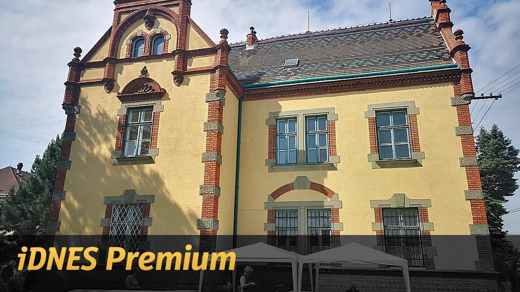 Trio podnikatelek oživuje staré domy, například vilu Lichtenštejnů