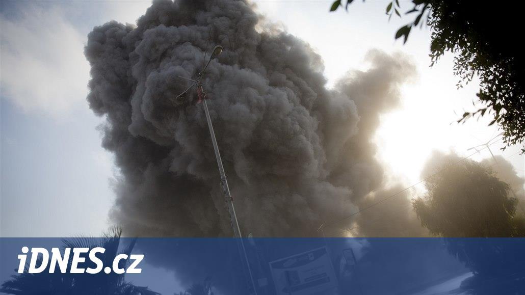 Konečně klid? Hamás tvrdí, že se dohodl s Izraelem na příměří v Pásmu Gazy