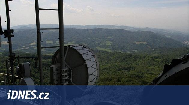 Z vysílače Buková hora rozhledna nebude. Stavební úpravy by byly drahé