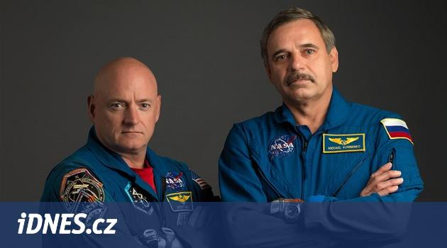 Rus a Američan letí na ISS. Stráví společně rok ve vesmíru