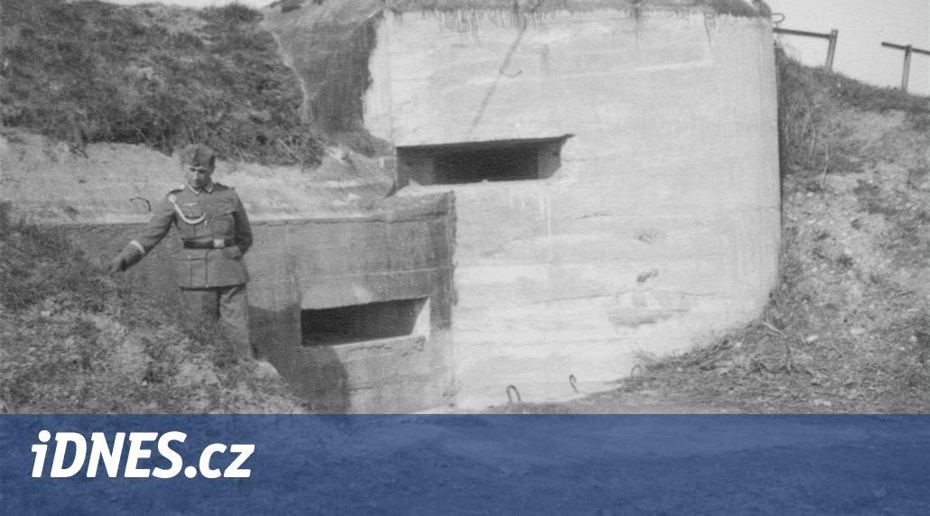 Jak jsme opevňovali Československo. K maskování posloužil i komín