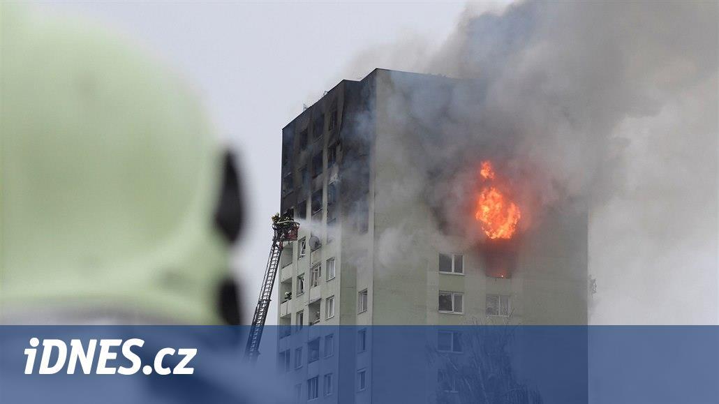 Hlavně zachovat klid, říká o velkých neštěstích vyšetřovatel hasičů