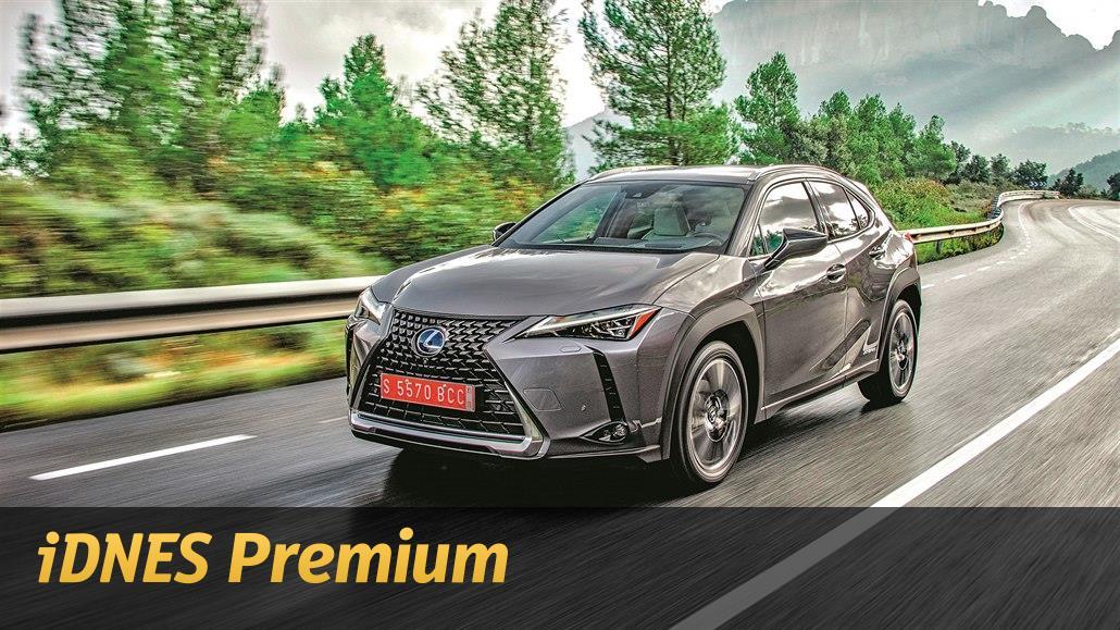 Test nového SUV. Lexus UX nabízí kvalitní interiér i komfortní jízdu