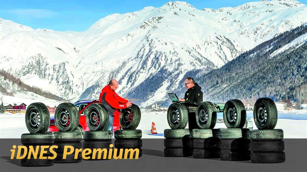 Test zimních pneumatik: zkoušeli jsme, zda ty drahé jsou opravdu lepší