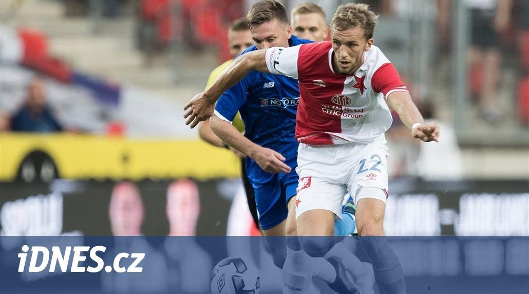 Slavia - Bordeaux 0:0, domácí hrají s Traorém i Teclem, hosté s Plašilem
