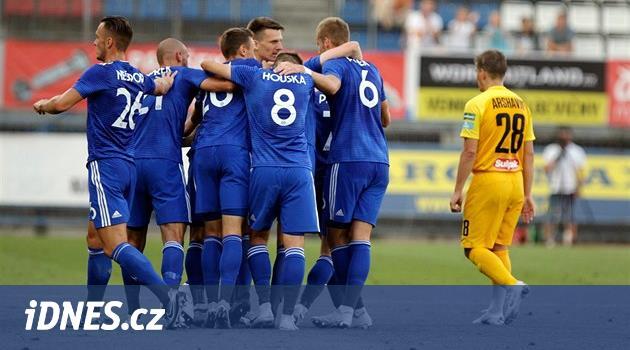 Zápas 3. předkola Evropské ligy se hraje ve čtvrtek od