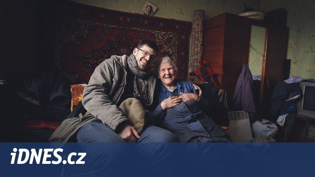 Z války na Donbasu se pro místní stala norma, vypráví dobrovolník z Brna