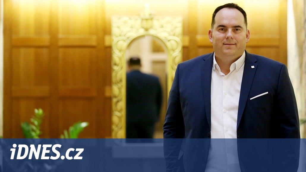 Slogan o inkluzi nikoho neuráží, říká jihomoravský lídr SPD Hrnčíř
