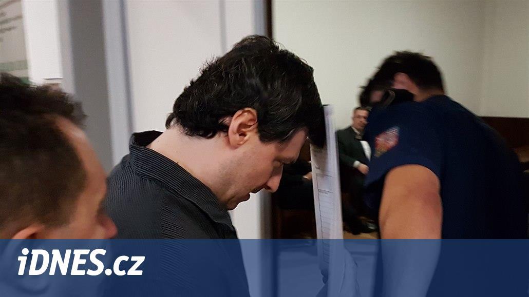 Za vraždu dostal muž 12 let vězení, bratra partnerky bodl osmnáctkrát