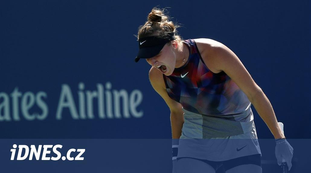 ONLINE: Vondroušová hraje o finále v Gstaadu, bojuje s Minellaovou