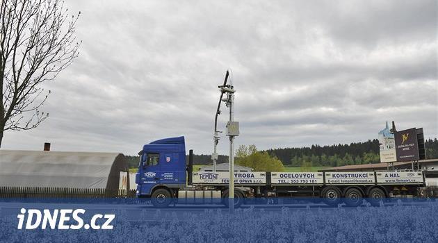 Vysokorychlostní vážení kamionů je na spadnutí, kraj vytipoval 16 míst